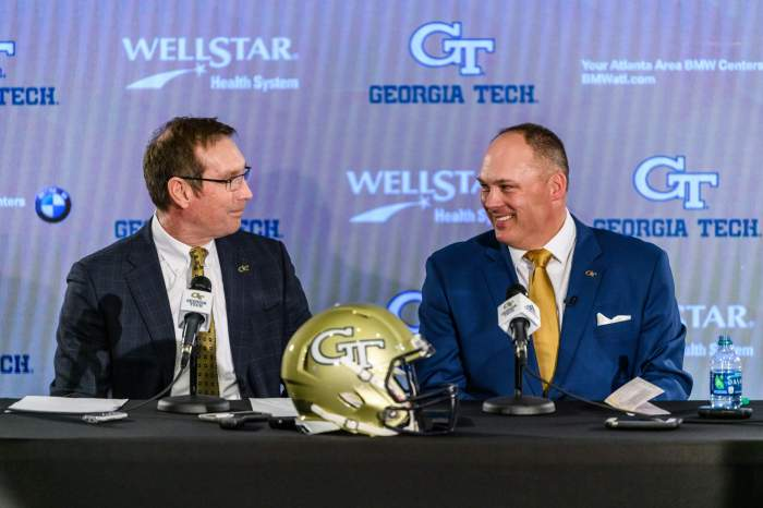 Geoff Collins Press Conference