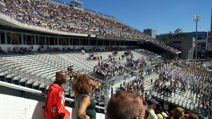 Georgia Tech Football Attendance